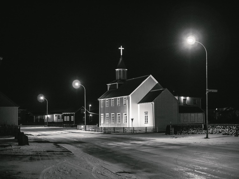 Eyrarbakki Church.