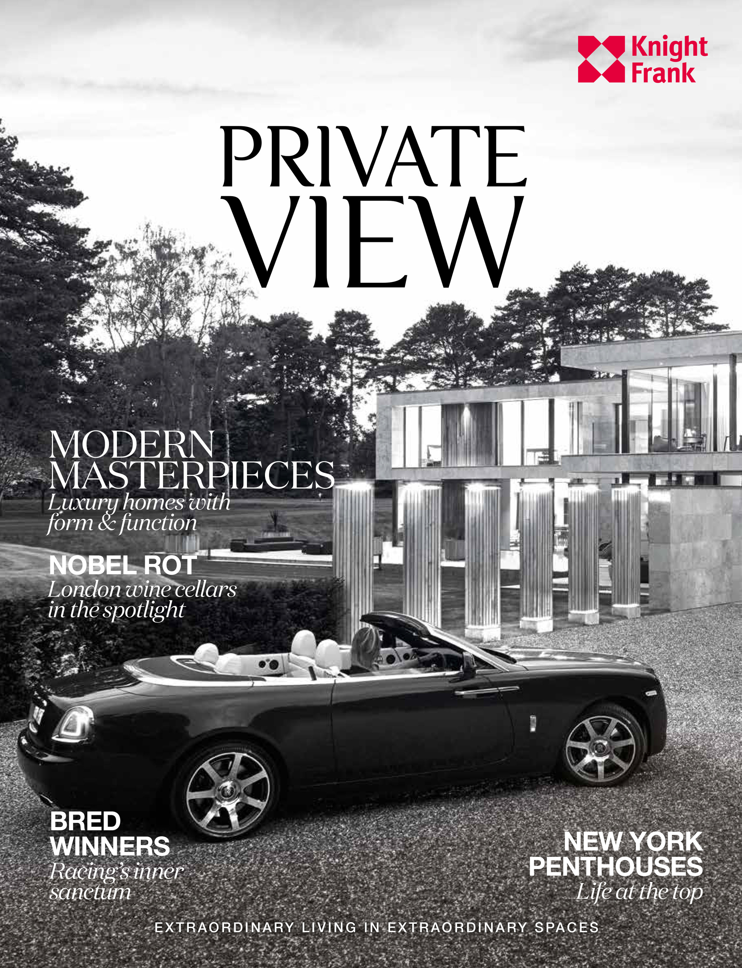 Private View Cover