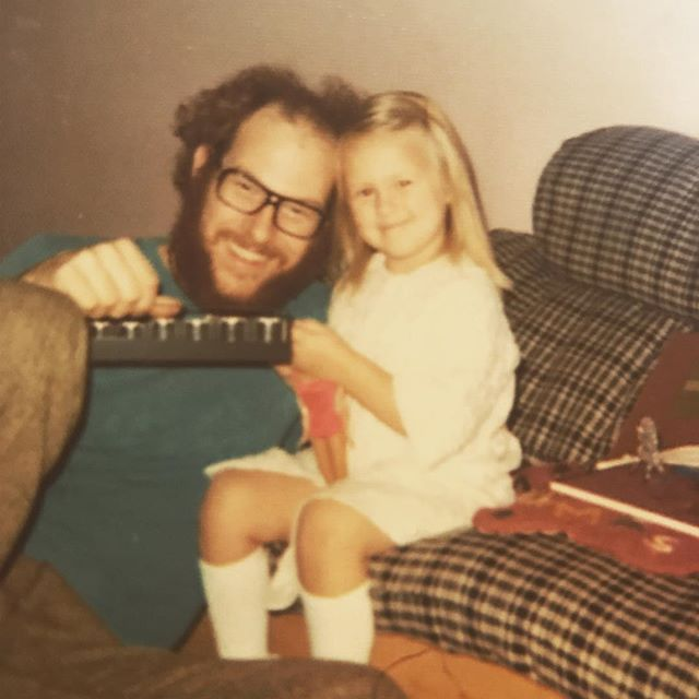 He was such a cool dude. #fathersday #missyoudad