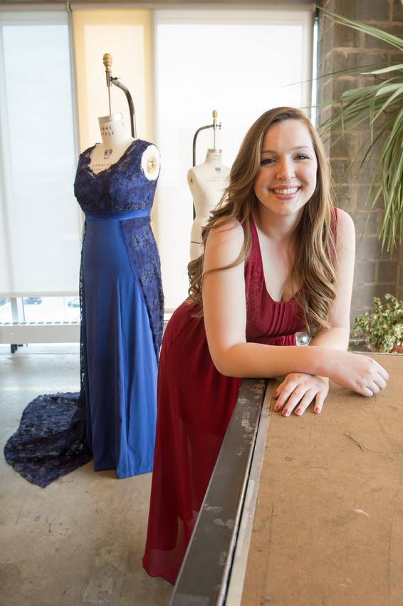 Fashion Without Limits 12+ EMME Award™ Inaugural Winner:  Nicole Wezowicz