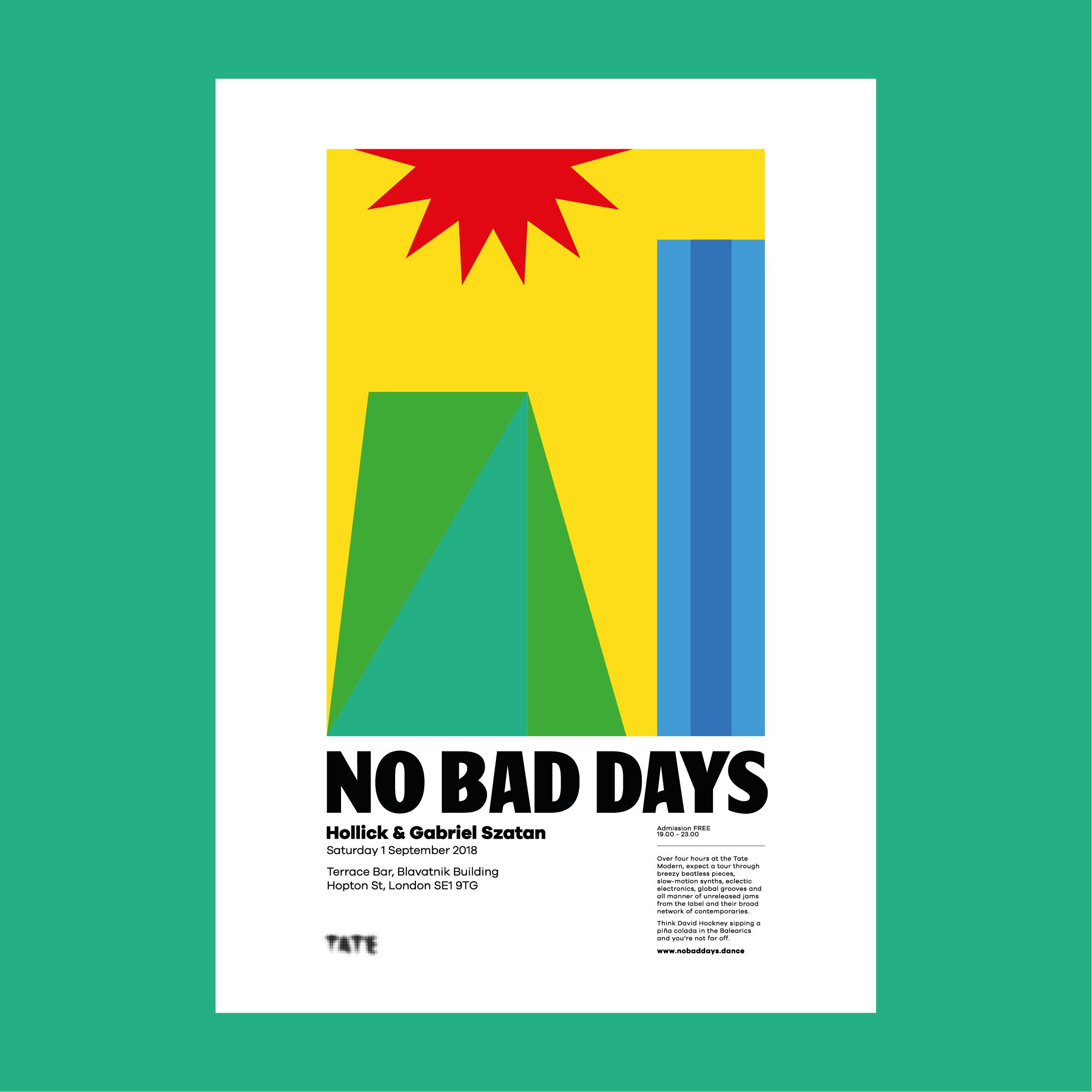 Tate Modern A2 Poster