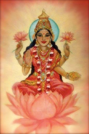 Lakshmi Painting by Scott Hague
