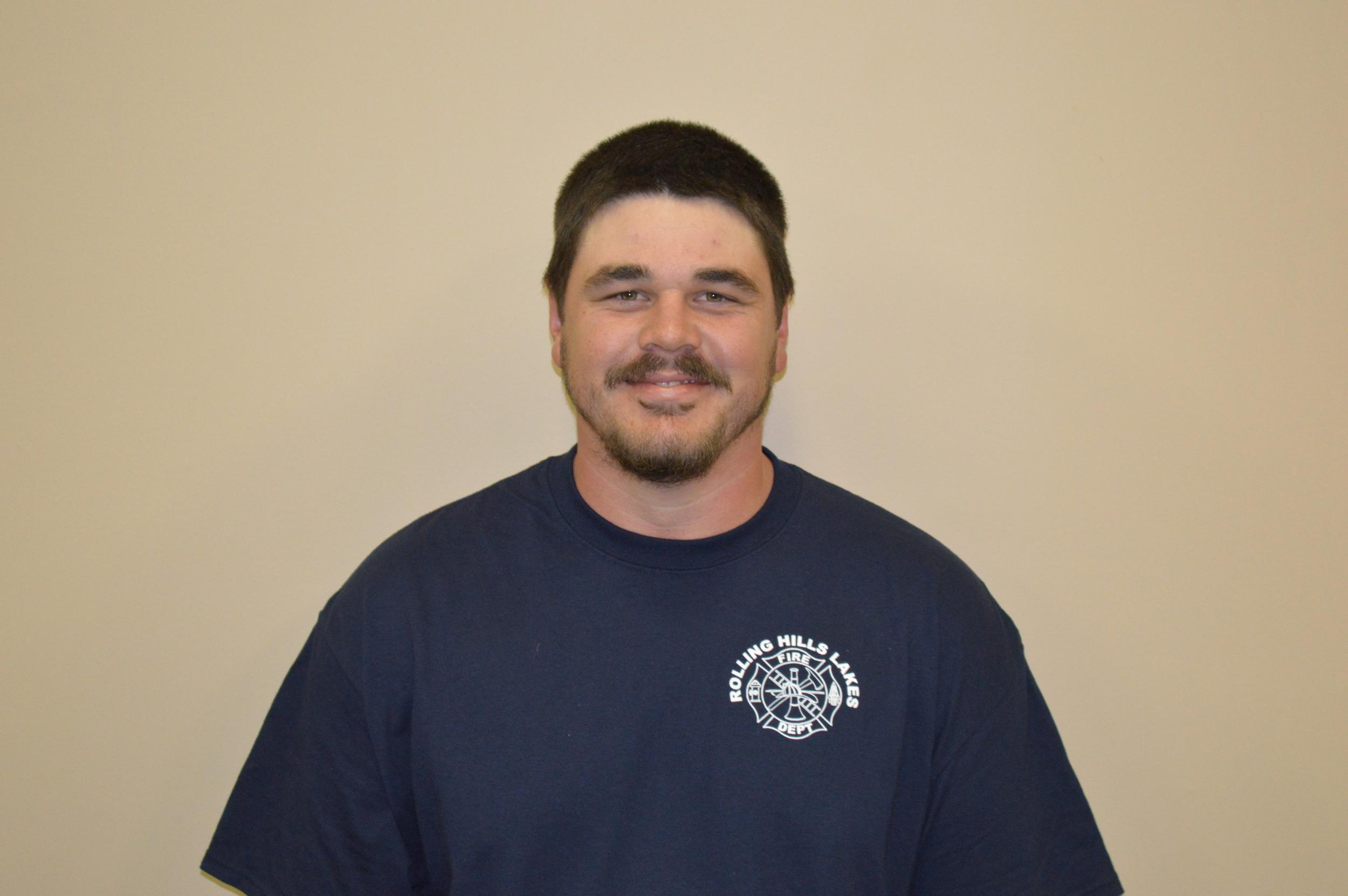 Bud Holmes, Firefighter - 734