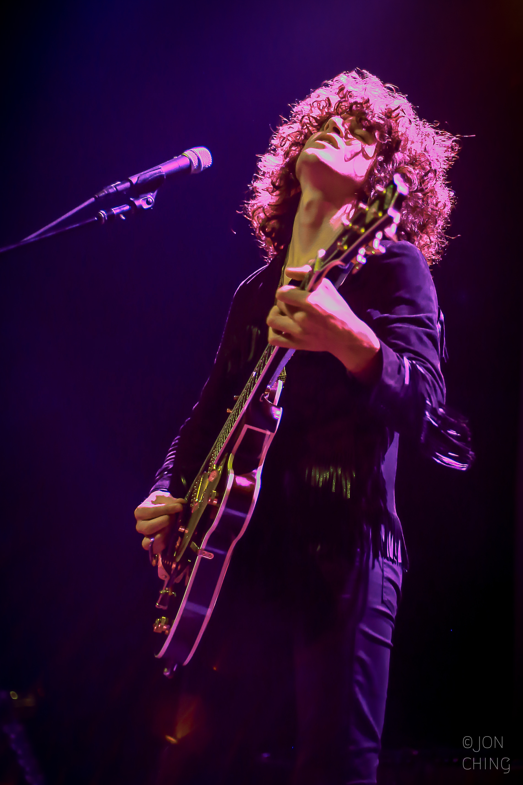 Temples, Great American Music Hall, 2014