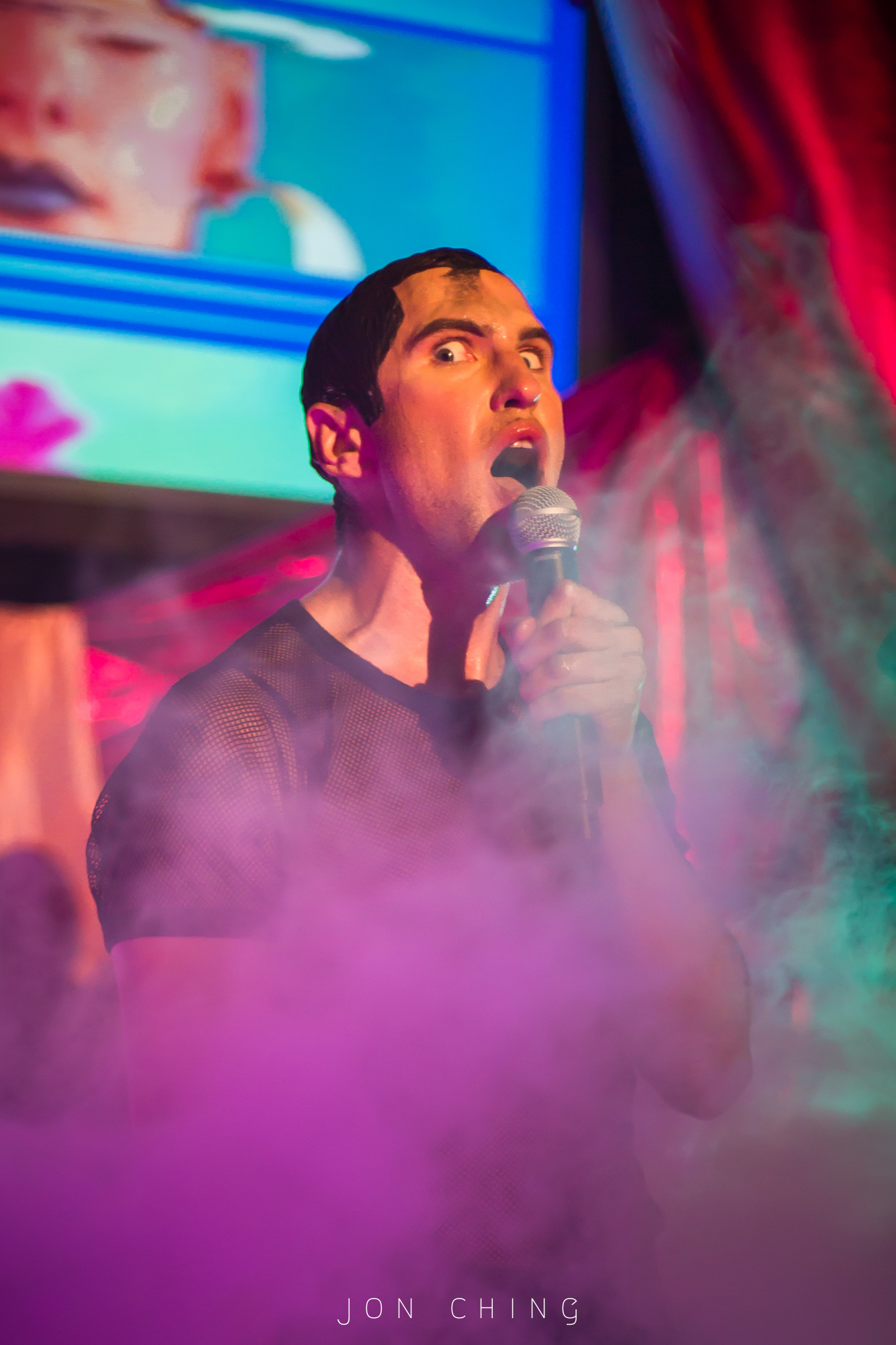 The Seth Bogart Show, Burger Boogaloo, Oakland, CA  2016