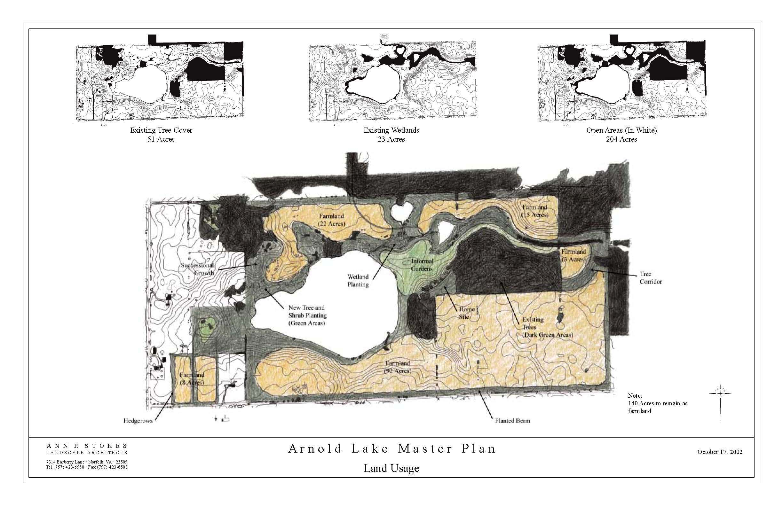 Residence on Arnold Lake