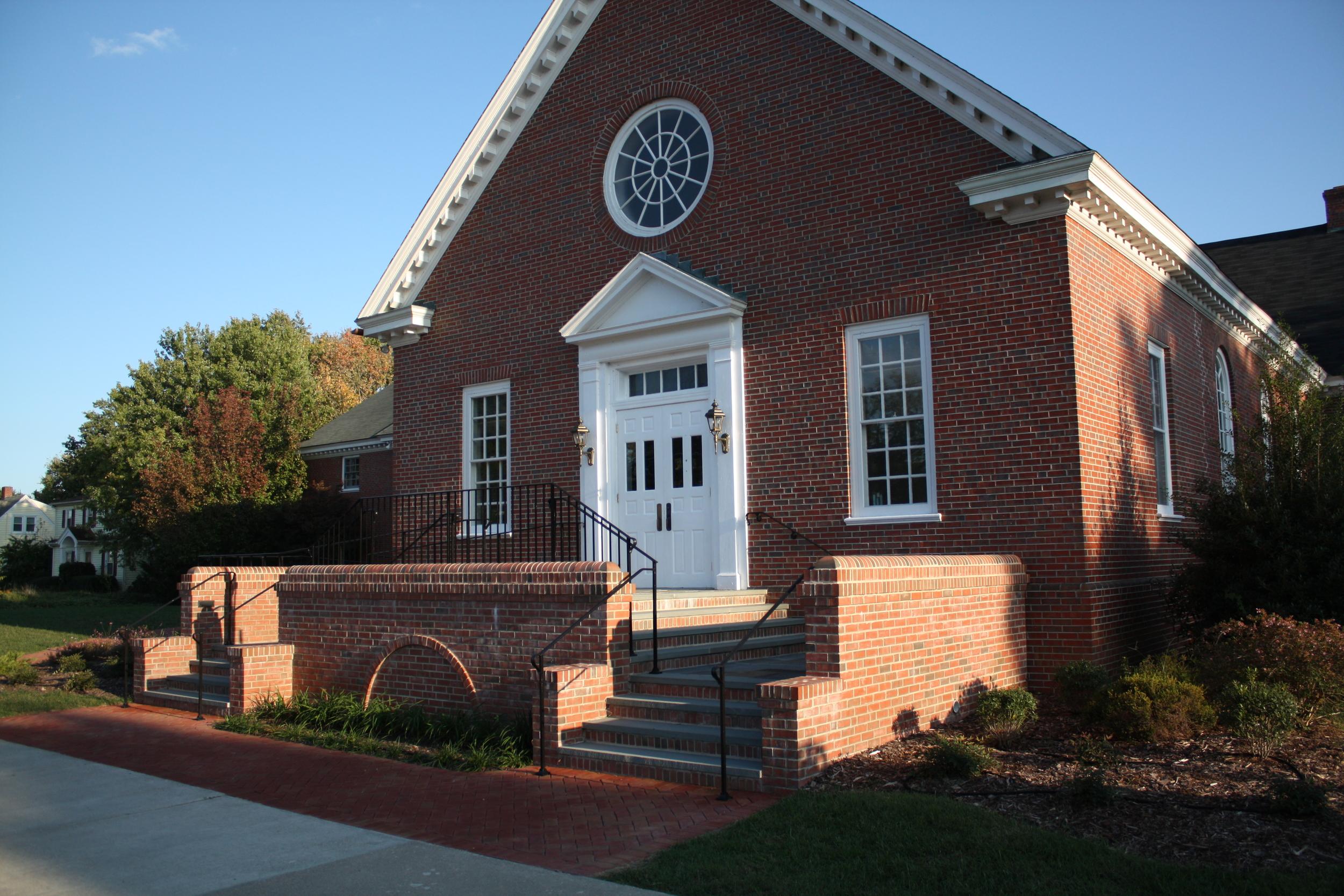 Campbell Memorial Presbyterian Church