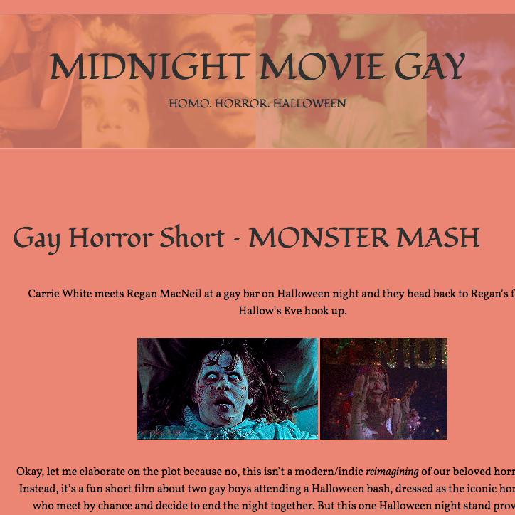 Press // Monster Mash