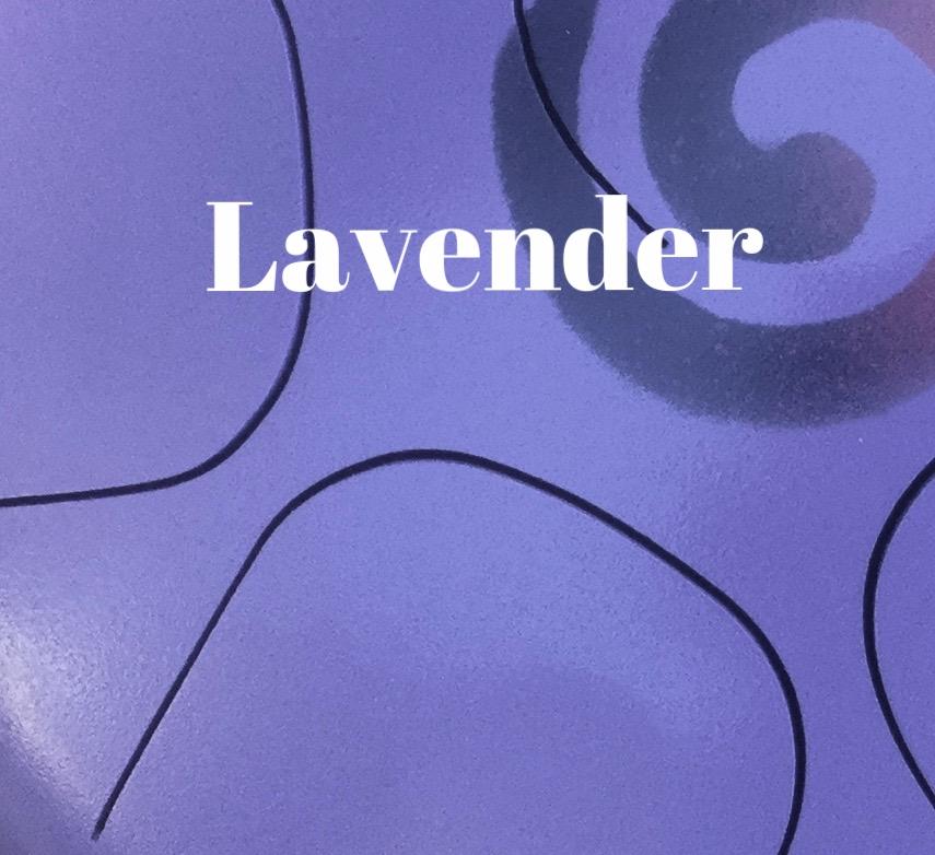 Steel tongue drum Lavender.jpg