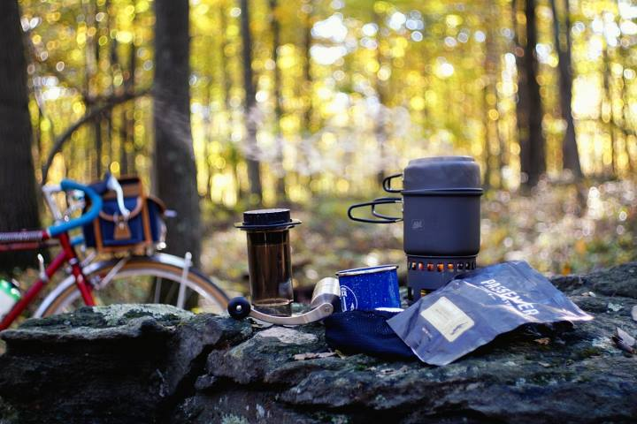 Coffee Outside - Thursday, May 16 from 7-10 AM. Load up your bike with your favorite outdoor coffee brewing equipment (or an empty mug and a smile) and pedal over to Friendship Island in Esther Simplot park for a celebration of bike travel and hot beverages! We'll enjoy our steaming cups, breathe some fresh air, and scheme about the bike journeys to come this summer before heading off to meet the day. Check out the Facebook event.