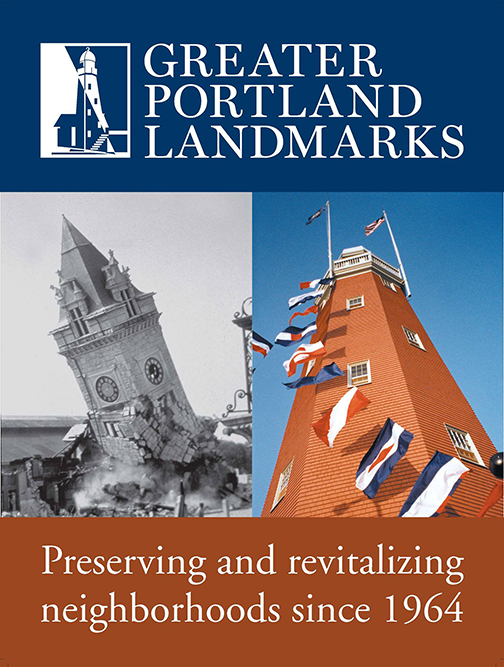 Greater Portland Landmarks is one of many local Nonprofits who use PMC as their video department.