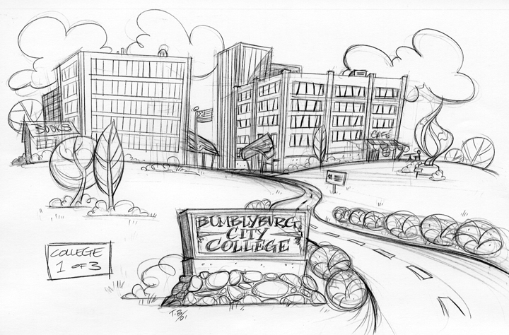 LB Bumbly college ext.jpg