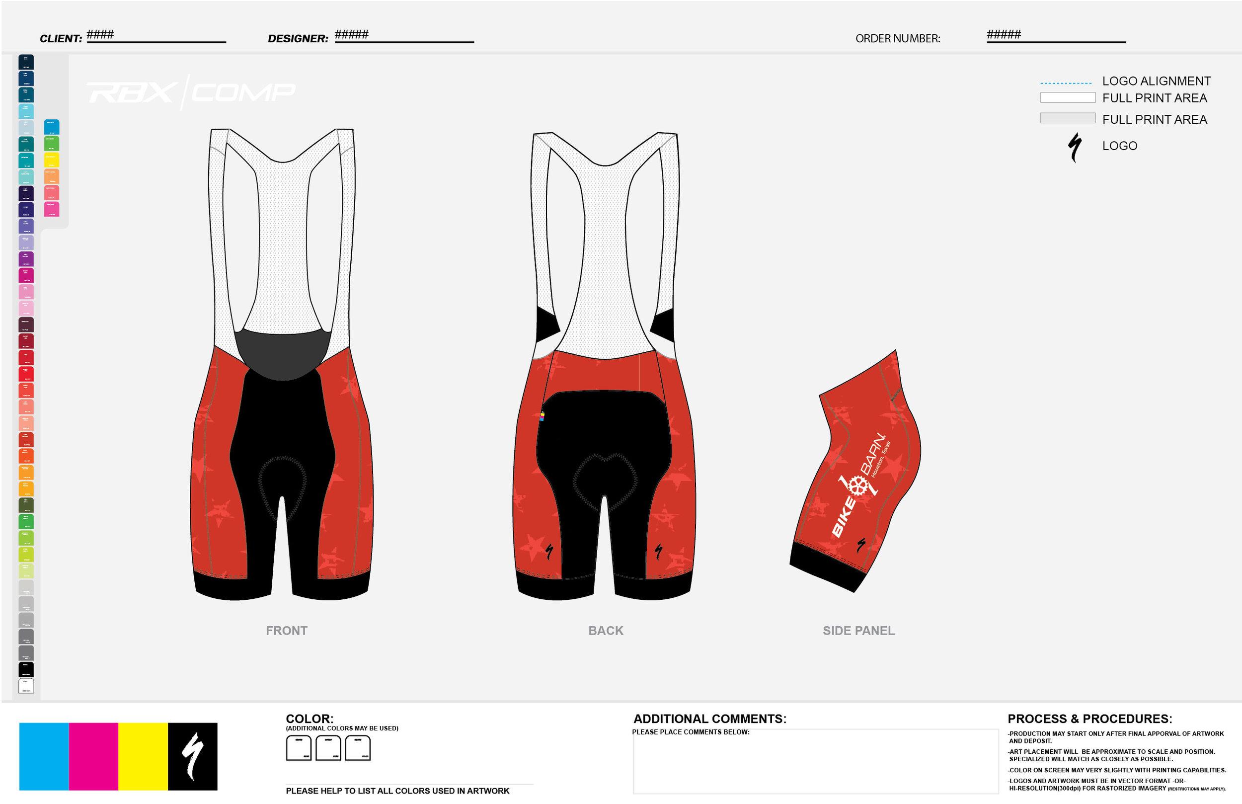 Bike Barn Jersey and Short Concepts_Mason Duling_Shorts -Red.jpg