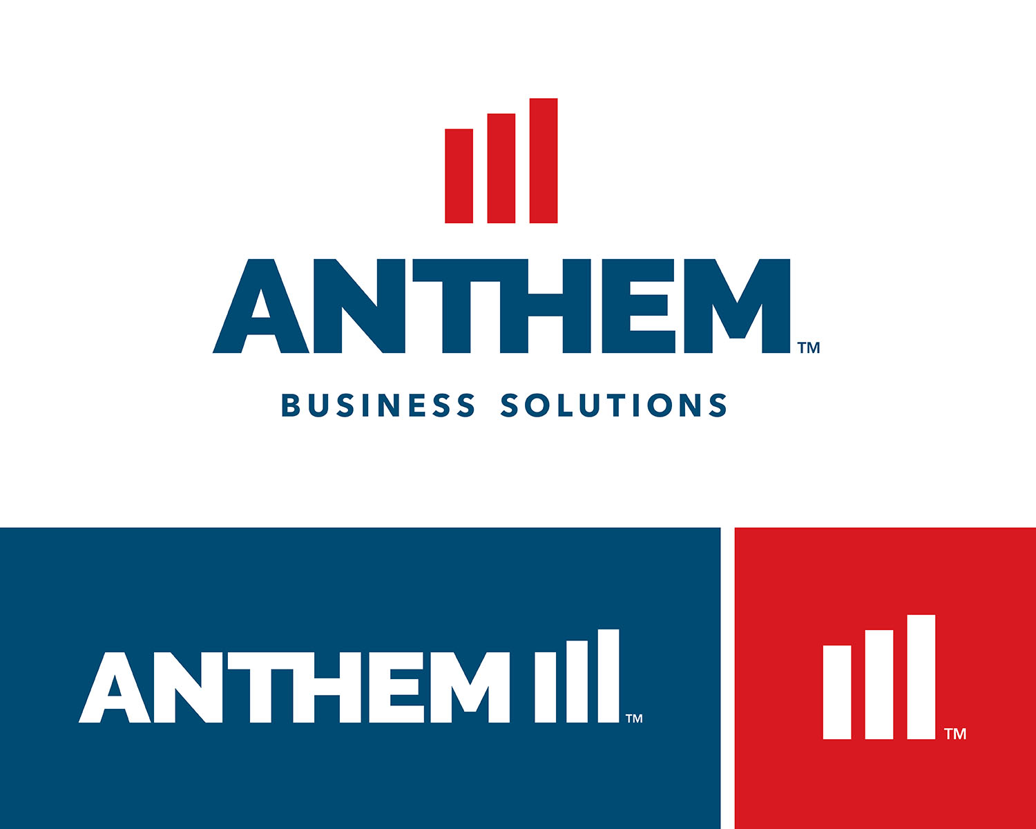 Anthem Business Solutions Logos