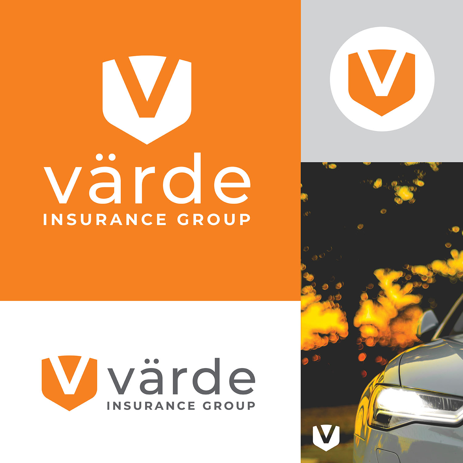 Värde Insurance Group Logos