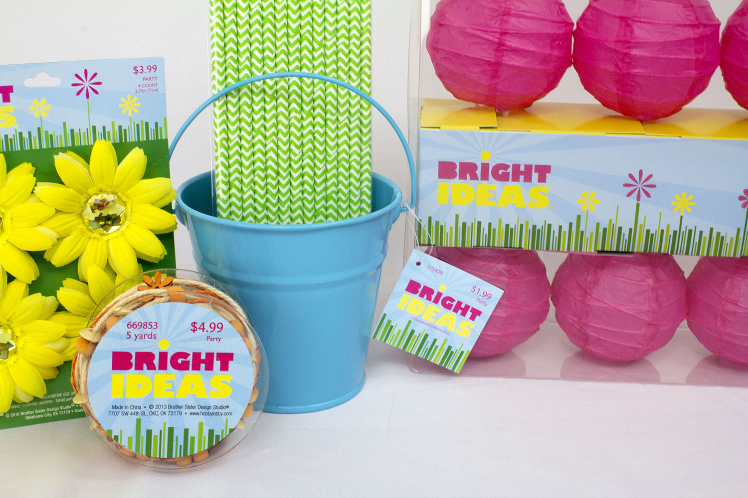 Bright Ideas Packaging