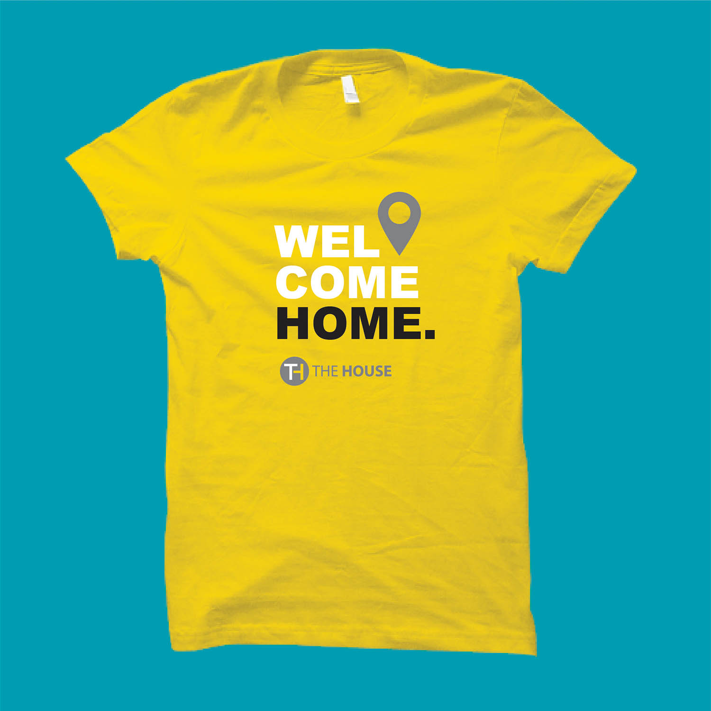 Volunteer T-shirt Design