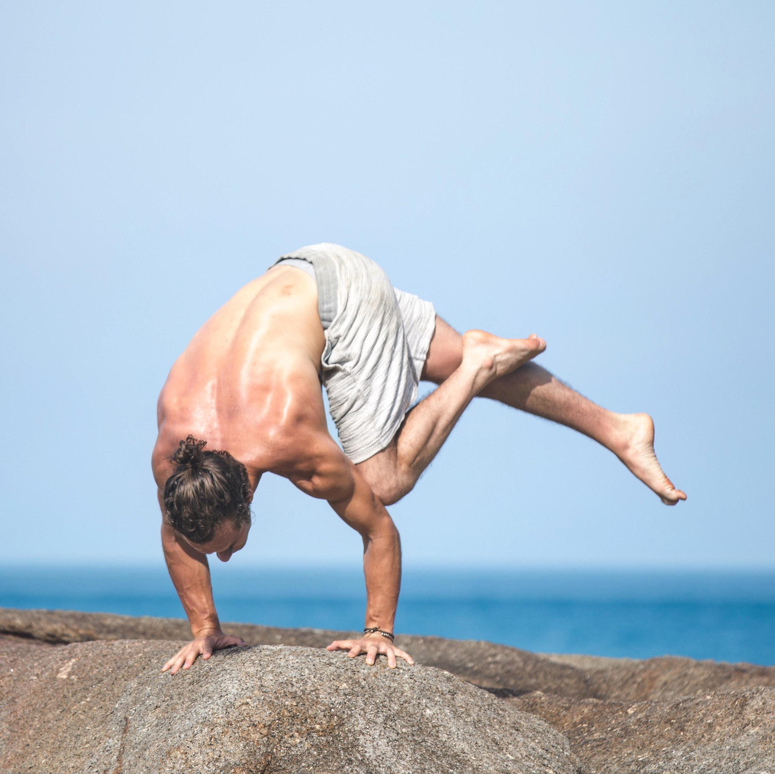 Dan Morgan Yoga   DCMLifestyle & Yoga   Armbalance