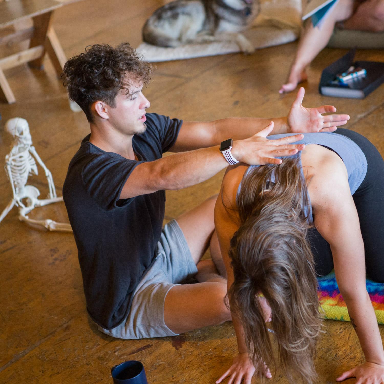 Dan Morgan Yoga Teacher | Dan Morgan Coach