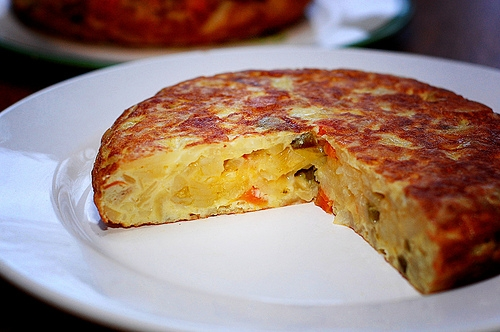 Tortilla Espanola
