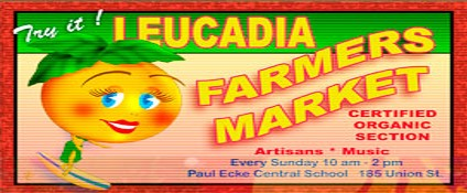 Leucadia Farmers Market - Sunday 10:00 am - 2:00 pmPaul Ecke Elementary School185 Union Street,Encinitas, CA 92024