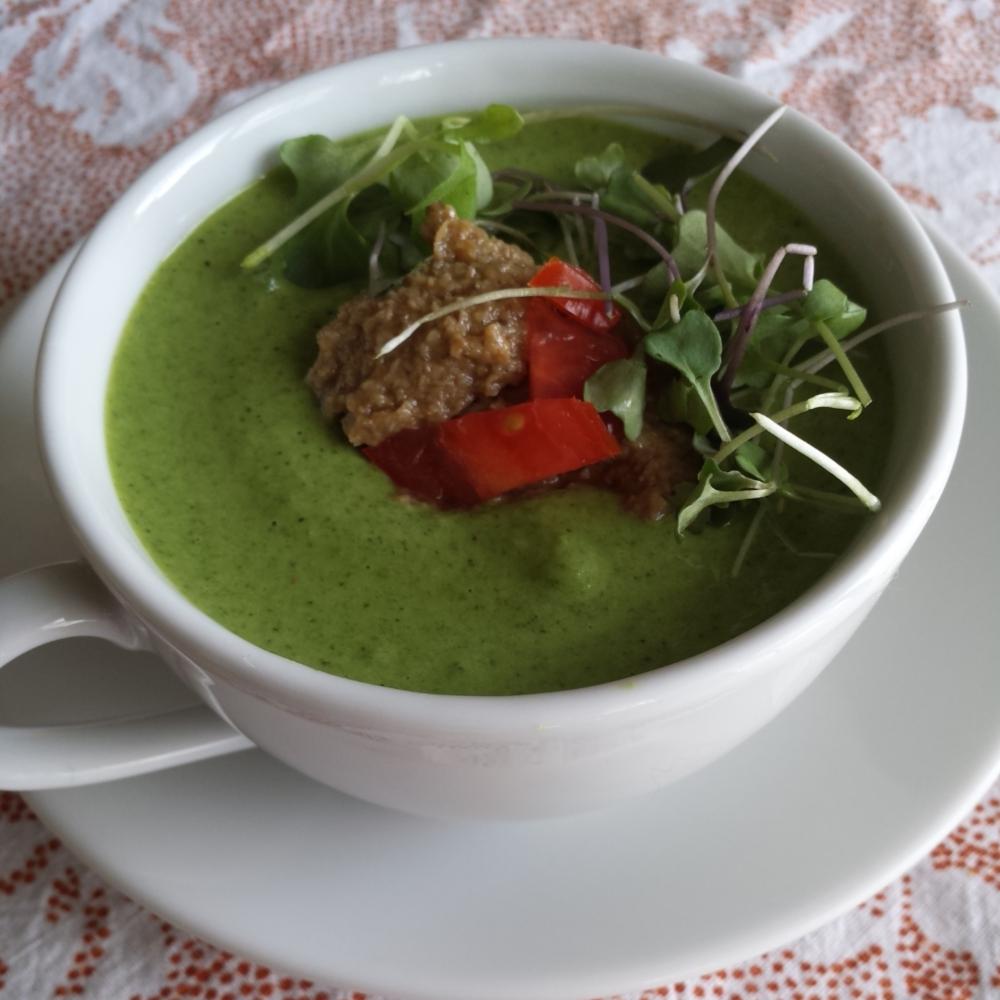 Super Healthy Green Soup