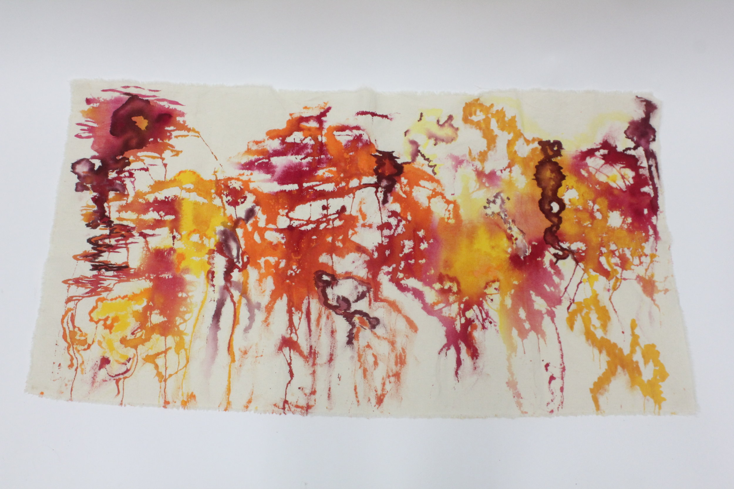 Paintings by Jackeline Alvarez