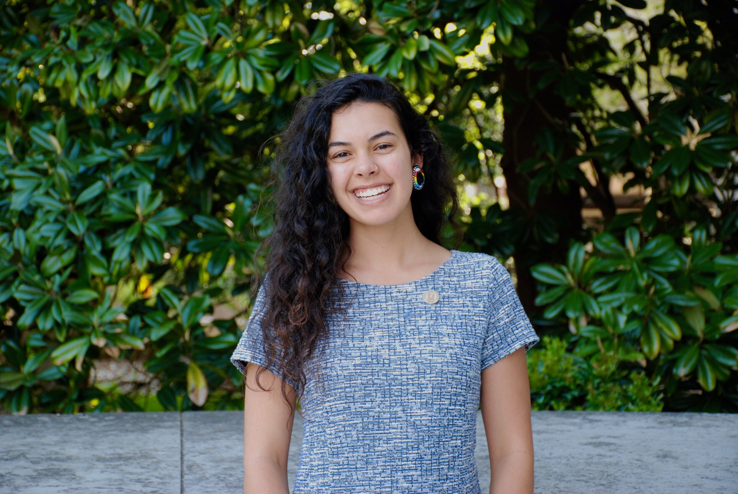 The 2019-2020 UNC Student Body President, Ashton Martin