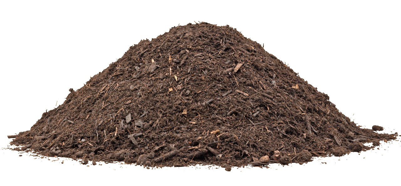 Healthy compost the the key to any good compost tea