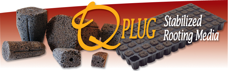 iHort plugs are the most ecologically friendly plugs on the market and are great for cloning and hydroponic systems.