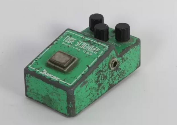 tube screamer pedal