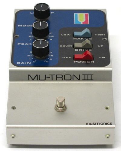 mutron 3 pedal