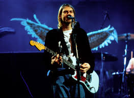 Kurt Cobain would just smash the same guitar every night, the tech would repair it before the next show