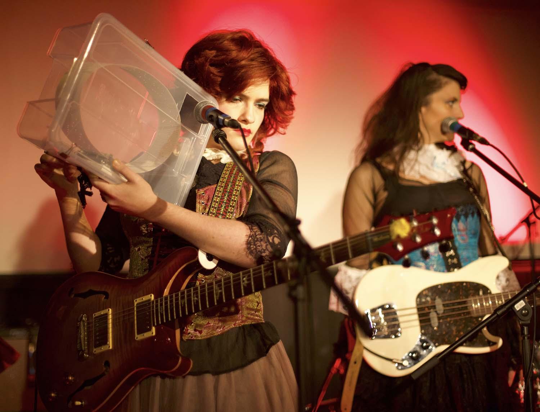 Maddie Jones and Pınar Öğün in Enough Is Enough