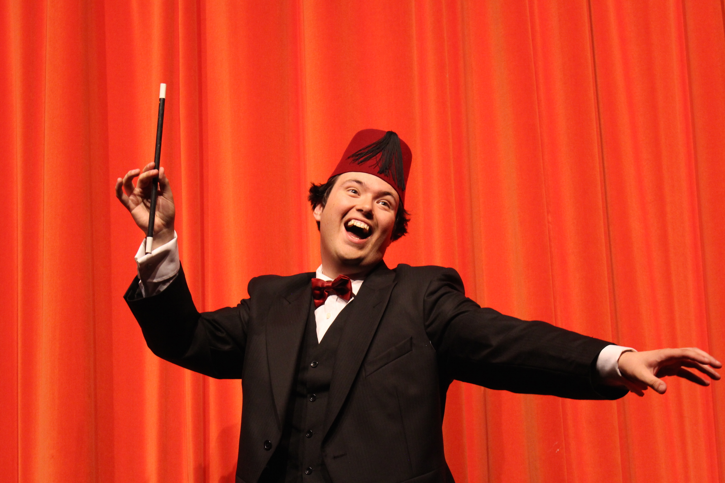 John Hewer as Tommy Cooper Photograph: Jack Lovett