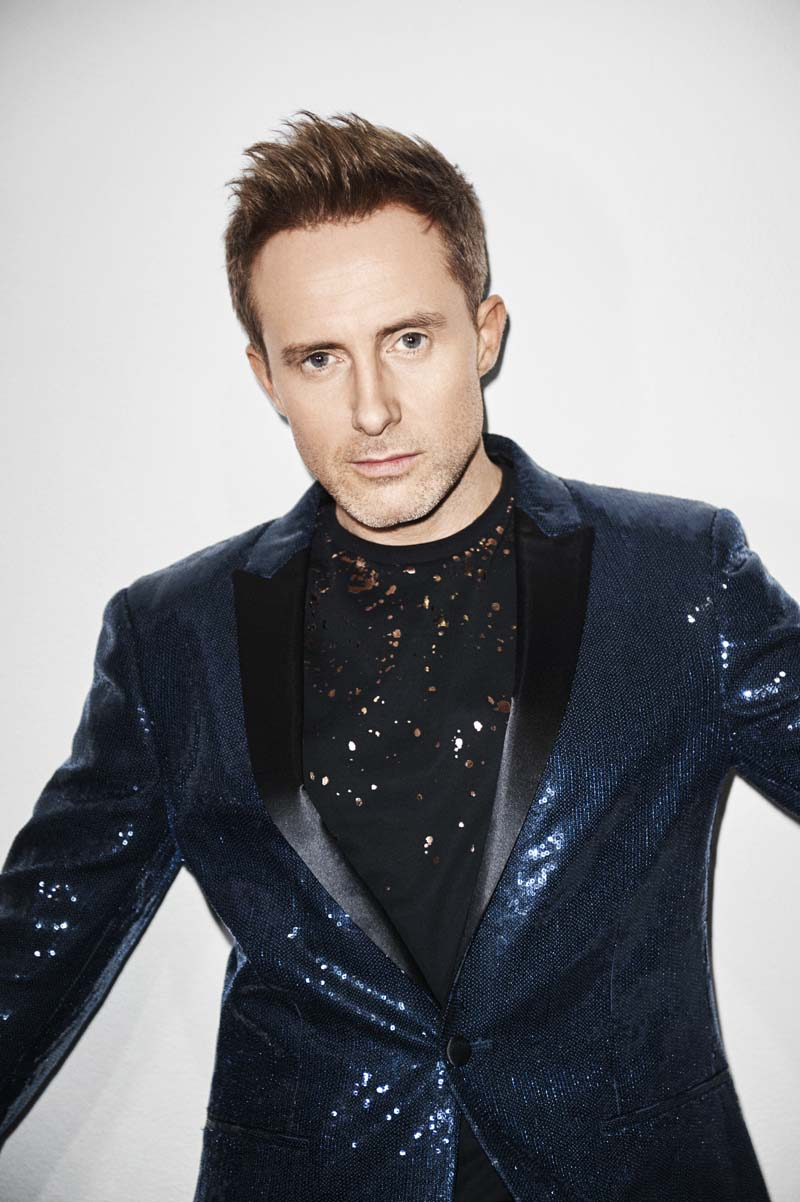 """""""Here we are, loud and proud, if you like it, great join in!"""" - Ian H Watkins of Steps."""