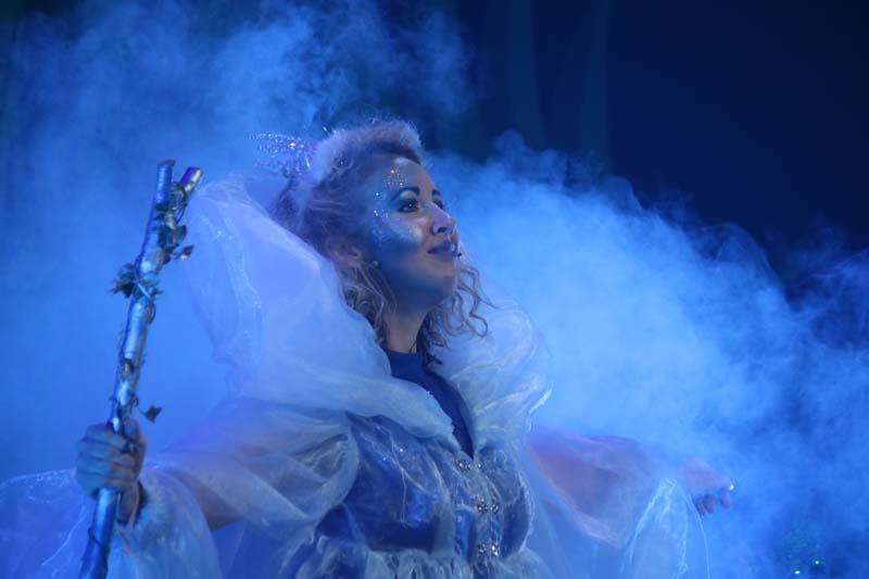 Emma Warren as Marigold in Tickledom