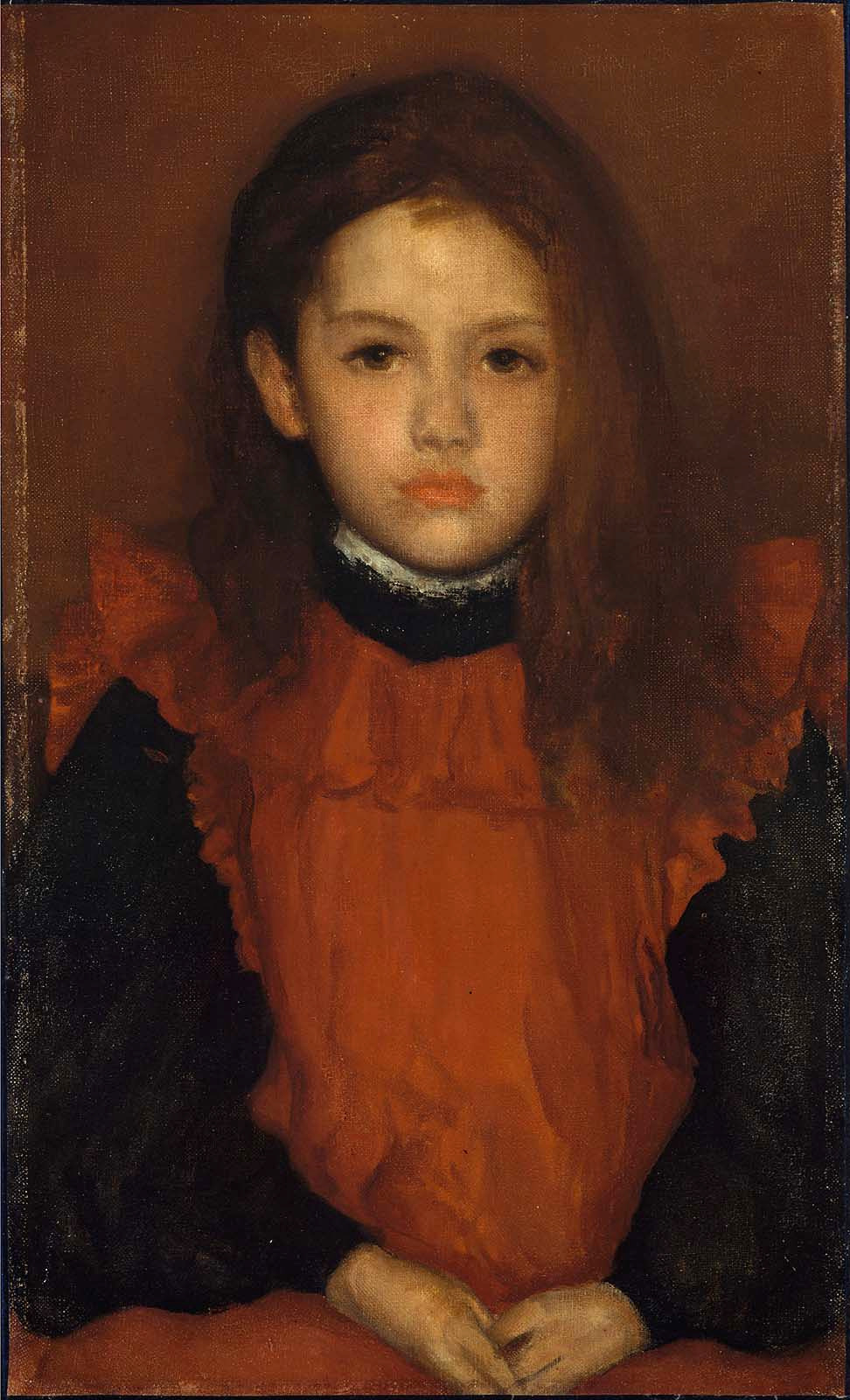 The Little Rose of Lyme Regis, Museum of Fine Arts Boston