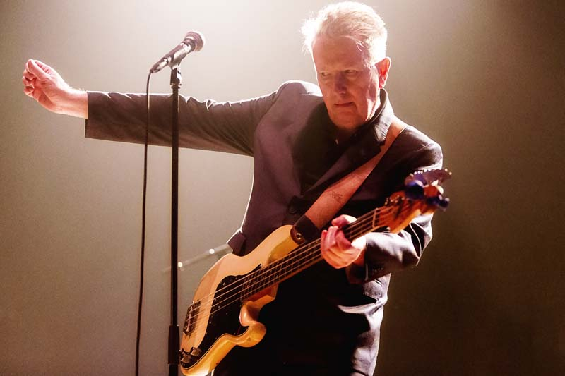 Tom Robinson will revisit early TRB hits including 2-4-6-8 Motorway and Glad To Be Gay on anniversary tour
