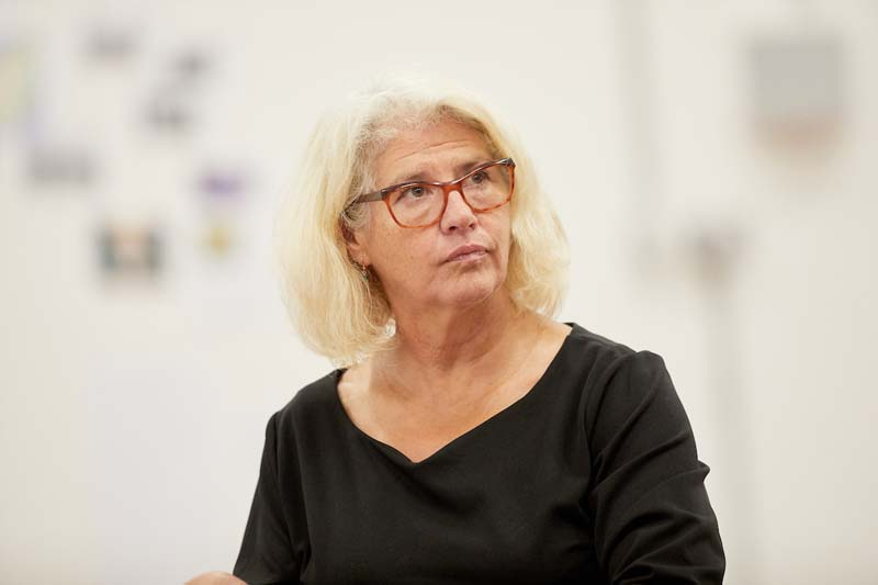 Actress Denise Black will play Rainey in the reimagining of The Cherry Orchard which plays at Cardiff's Sherman Theatre during October Photographs: Mark Douet