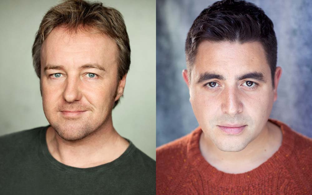 John Owen Jones and Noel Sullivan will star in  Tiger Bay - The Musical  at Wales Millennium Centre