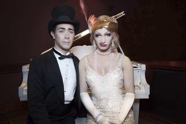 Jinkx Monsoon and Major Scales Team Up For The Vaudevillians