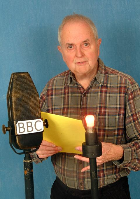 Rodney Bewes pictured for his 2013 tour of  A Boy Growing Up