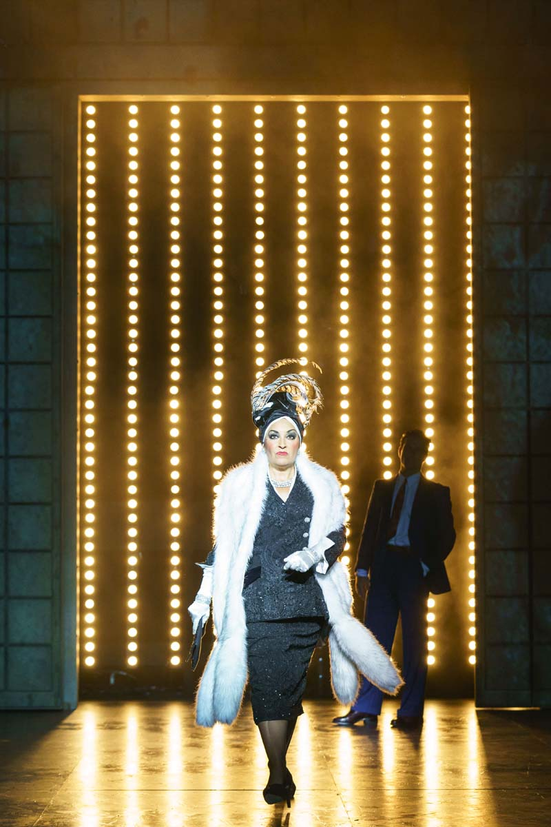 Ria Jones stars in Sunset Boulevard at Wales Millennium Centre from February 26 to March 3