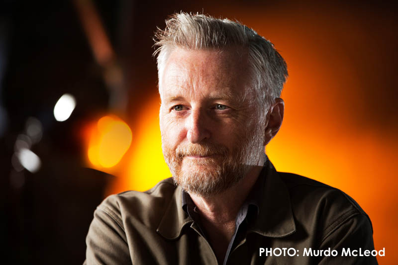 Singer/songwriter Billy Bragg will join Festival of Voice line-up for 2018