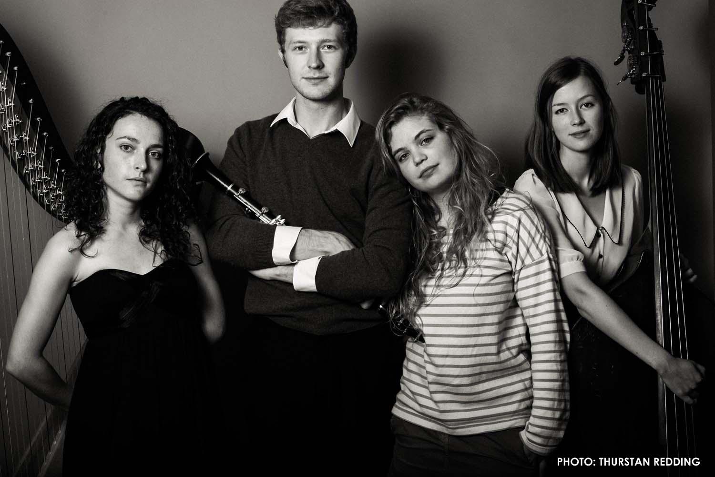 The Hermes Experiment launch St David Hall's NightMusic season