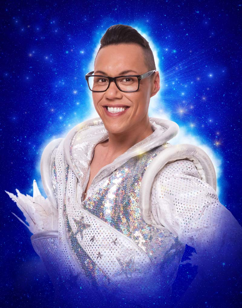 Gok Wan will join Brian Conley in the 2018 Bristol Hippodrome pantomime, Cinderella