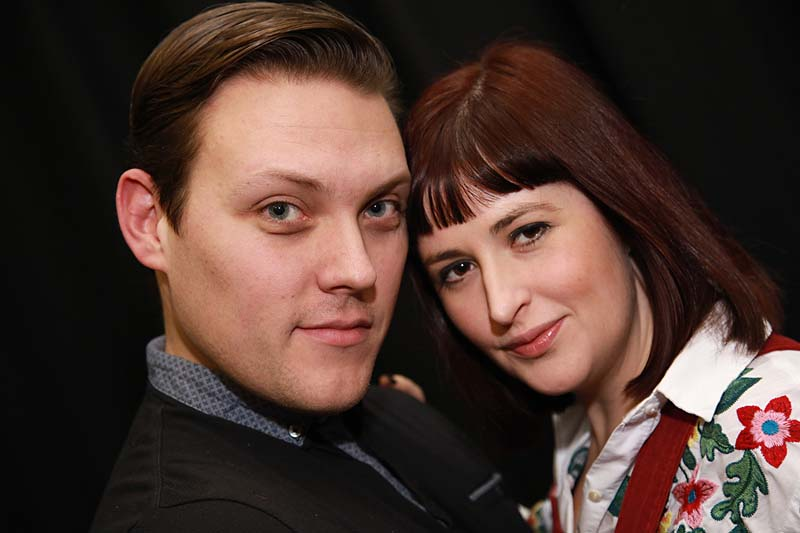 Everyman Theatre'Welsh Premiere of The Great Gatsby comes To Chapter Arts Centre. Photos by Helen J Rose Photography