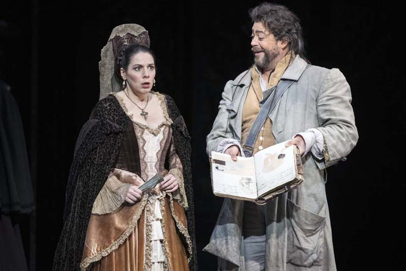 WNO presentation of Don Giovanni will be presented as part of the Rabble Rousers season at Bristol Hippodrome.PHOTO: Richard Hubert Smith