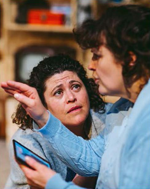 Re-Live Theatre Company's    Belonging focusses on living with Dementia